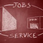 The history of outsourcing and its impact on industries
