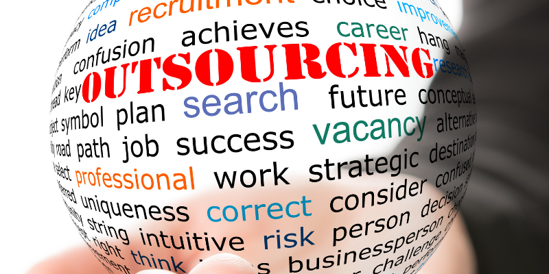 Outsourcing in the 20th century